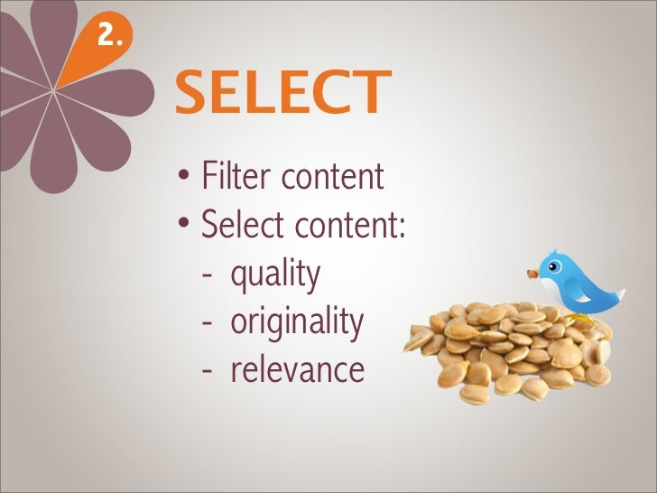 3.   EDITORIALIZE     • Contextualize content     • Introduce/summarize     • Add your perspective