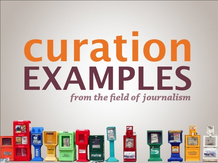 Curation using Scoop.it
