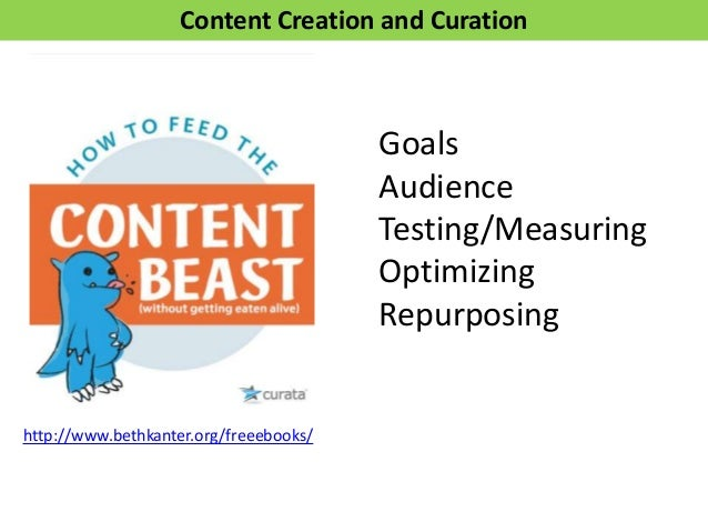 What are the best practices of content curation?