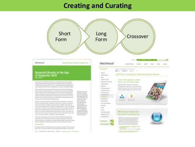 Content Curation: The TechniqueFramework: Harold JarcheNetworked Learning Is Working SmarterSeekSenseShare