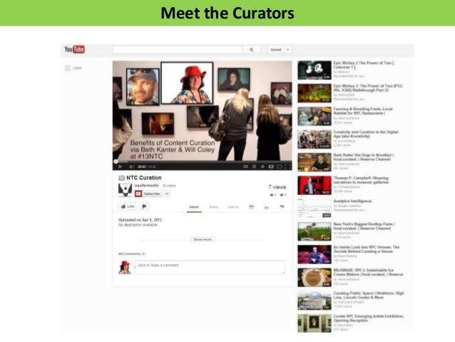 Meet the Curators