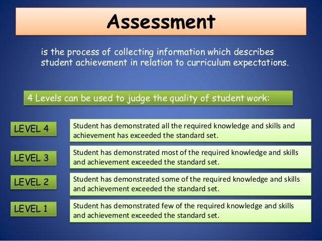 Linking Curriculuminstruction And Assessment Cia Making Afit