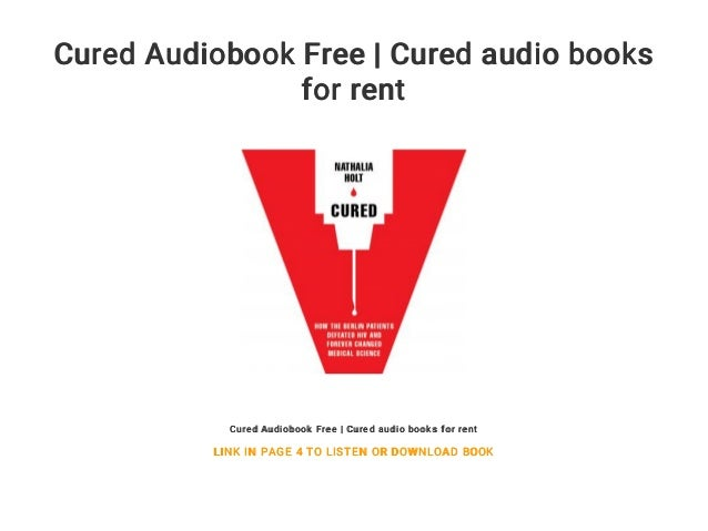 Cured Audiobook Free | Cured audio books for rent