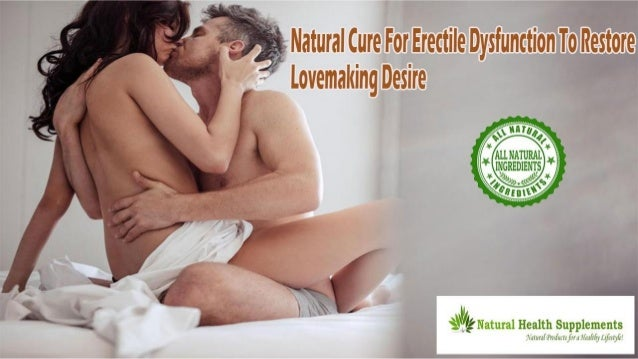 love making with erectile dysfunction