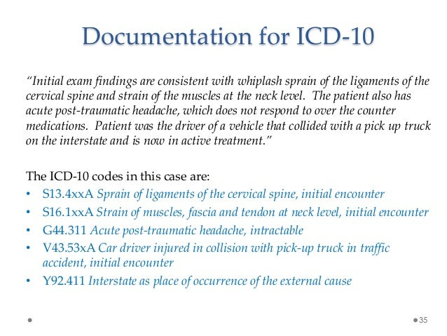 ICD-10 Documentation Improvement Strategies