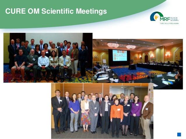 CURE OM Scientific Meetings