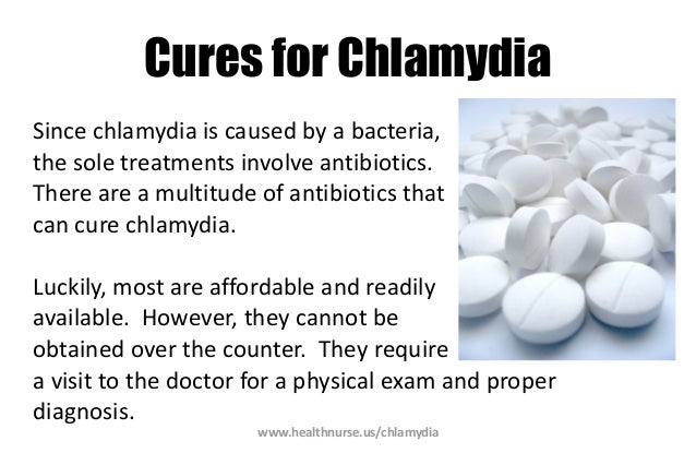 Natural Cure Antibiotics Chlamydia
