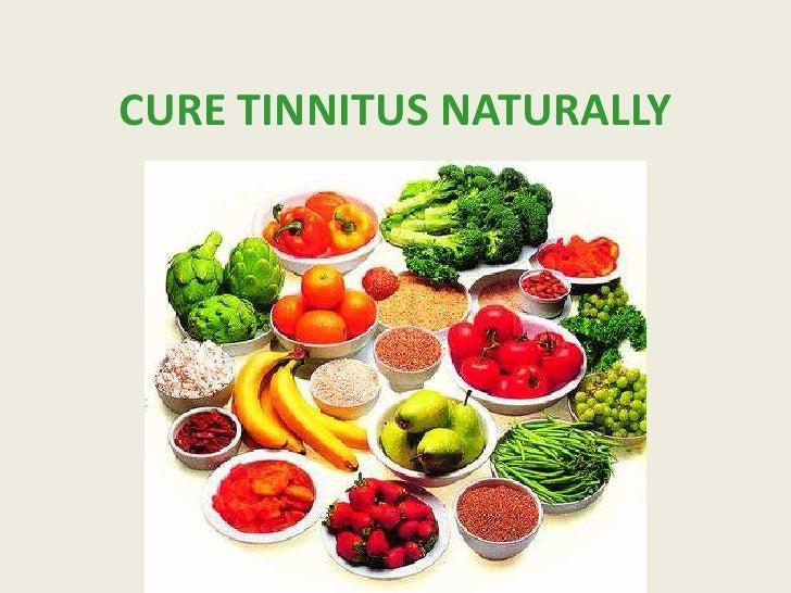 CURE TINNITUS NATURALLY