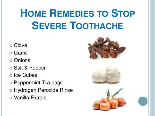 how to relieve tooth pain fast