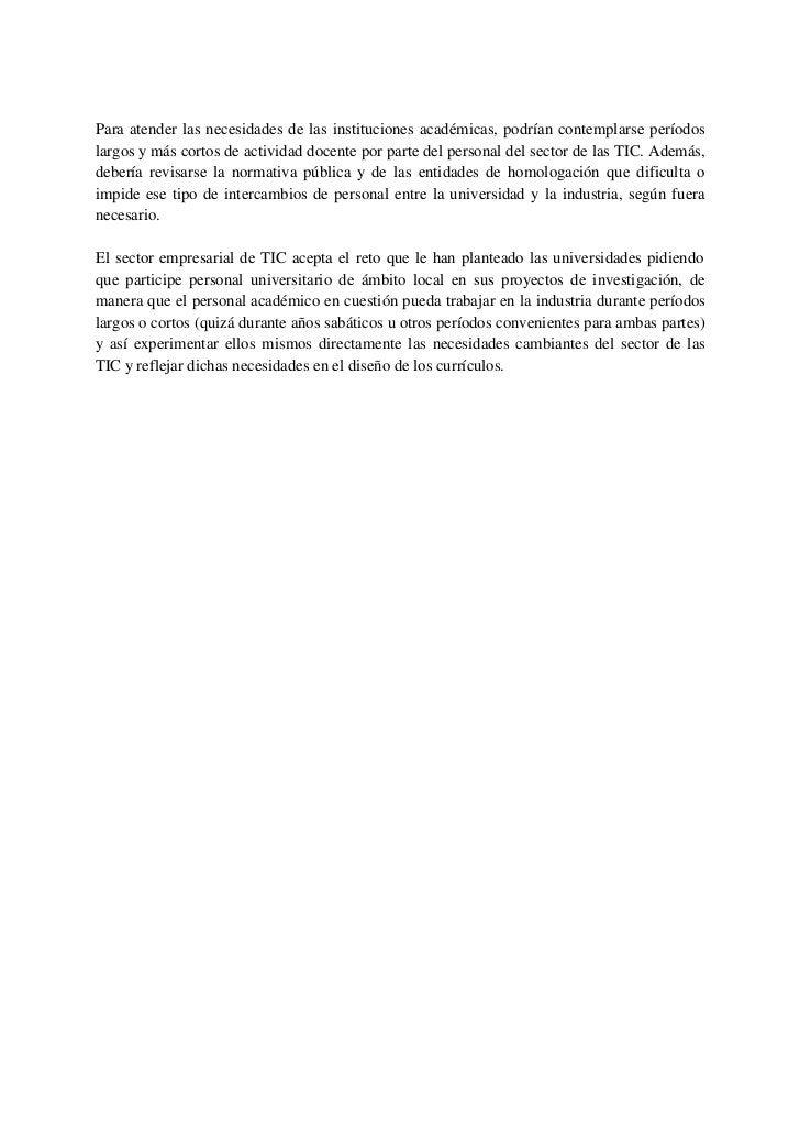 Visión de la relación entre la Universidad y el sector empresarial de TICLionel Brunie, Instituto Nacional de Ciencias Apl...