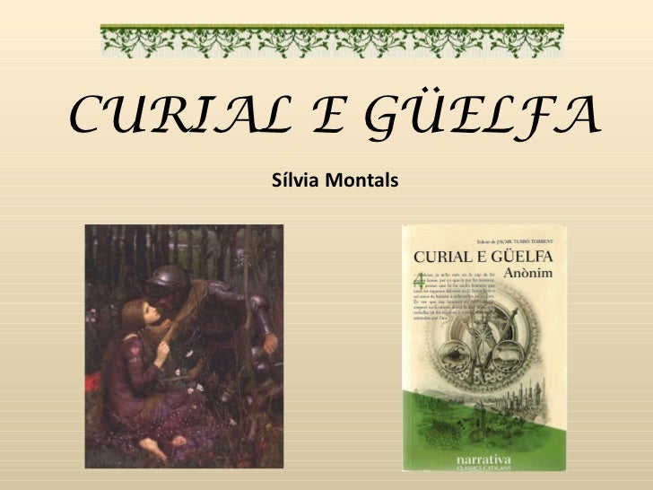 CURIAL E GÜELFA Sílvia Montals
