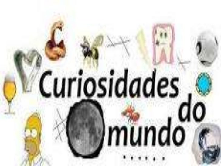 CURIOSIDADES...<br />