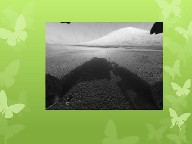 Curiosity  marte 2012