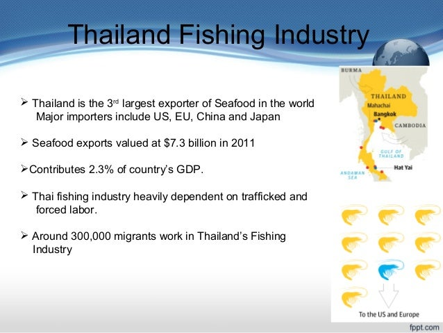 Slavery in Thailand Sea Food Industry