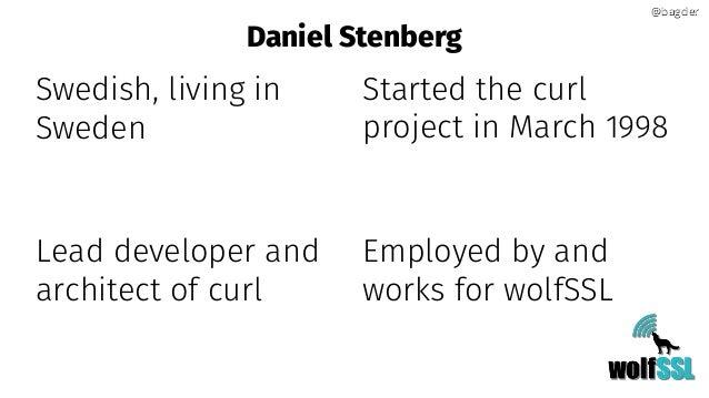 curl roadmap 2020 Slide 2