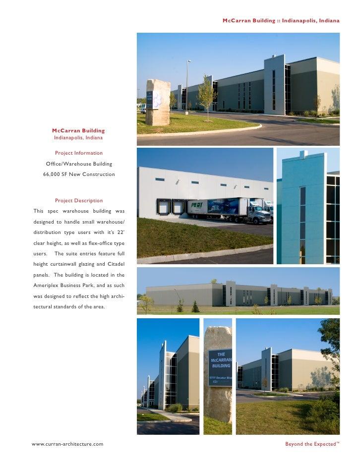 Curran Architecture Project Portfolio