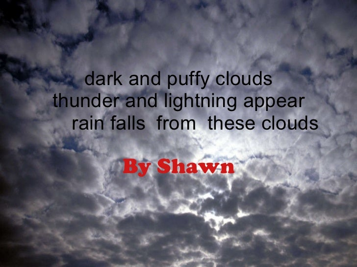 Curran Cloud Poems
