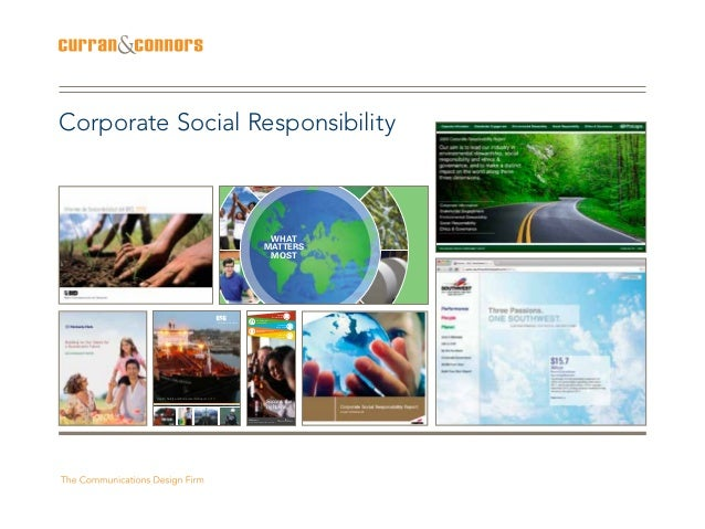 Corporate Social Responsibility                                                                                           ...