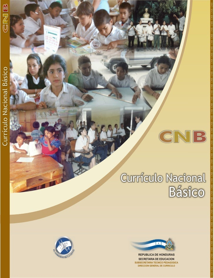 República de Honduras     Secretaría de Educación Subsecretaría Técnico Pedagógica  Dirección General de Currículo        ...