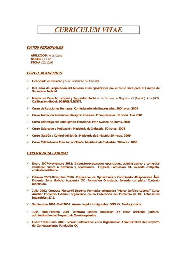 Currículums