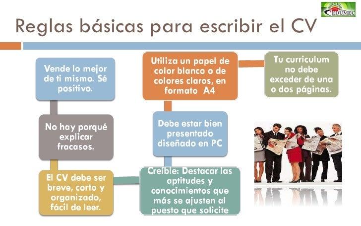 Currículum Vitae - CEDUMEC