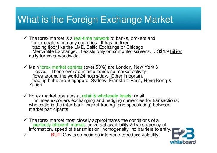 Frankfurt forex trading hours