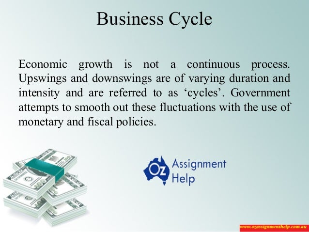 assignment of business cycle