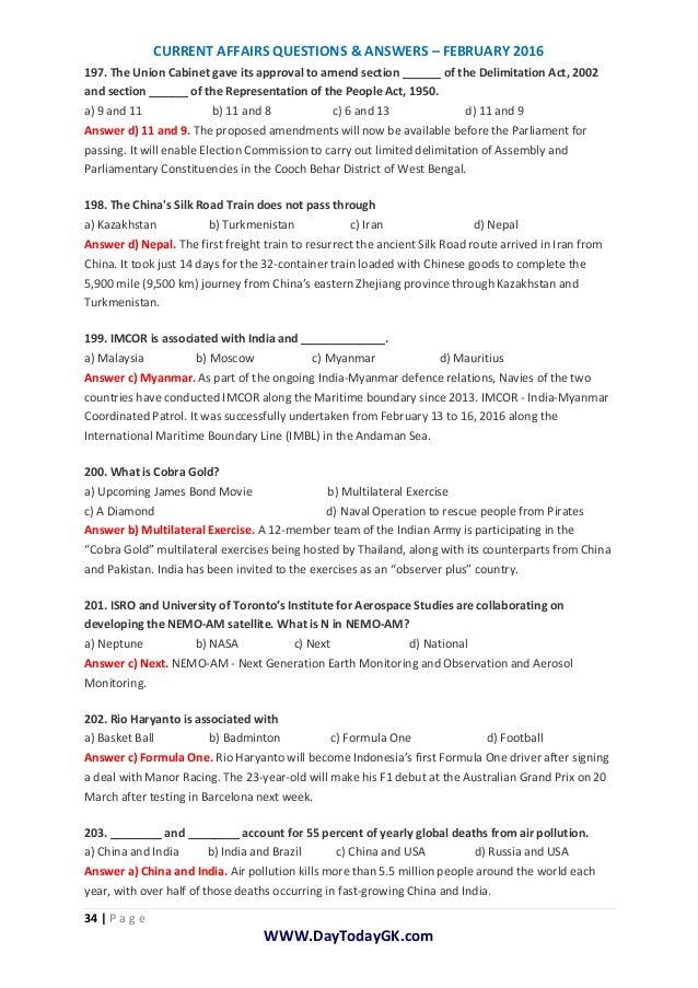 Current Affairs 2013 Pdf In Kannada