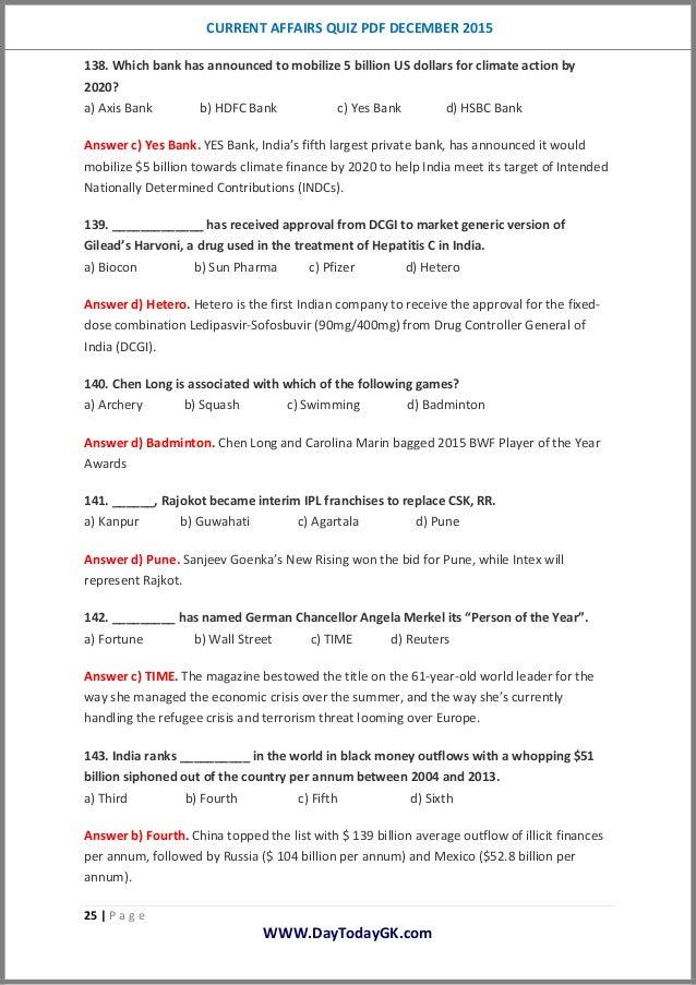 CURRENT AFFAIRS PDF 2015 MOVIE EBOOK