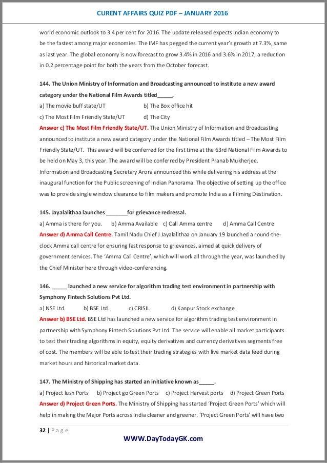 international current affairs 2016 pdf