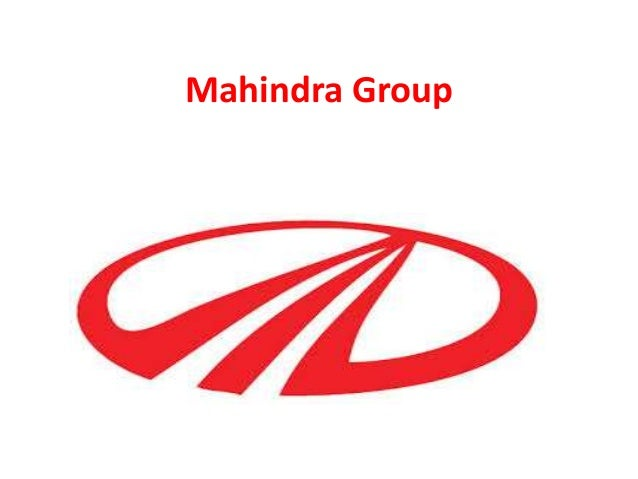 MAHINDRA &MAHINDARA Slide 1