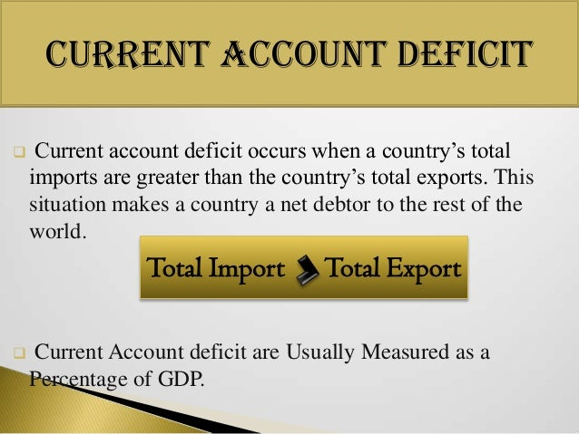 """the us current account deficit The latest world economic outlook, released this month by the international monetary fund, warns that even though global """"flow imbalances"""" are lower than a few."""