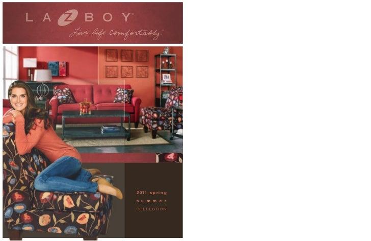 LaZBoy Furniture - 2011 Spring/Summer Catalog