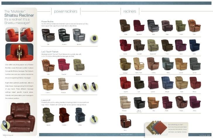 ... la-z-boy.com; 17.  sc 1 st  SlideShare & LaZBoy Furniture - 2011 Spring/Summer Catalog islam-shia.org