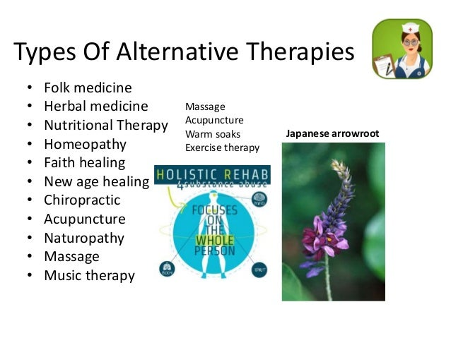 Use of complementary therapies by patients attending musculoskeletal clinics.