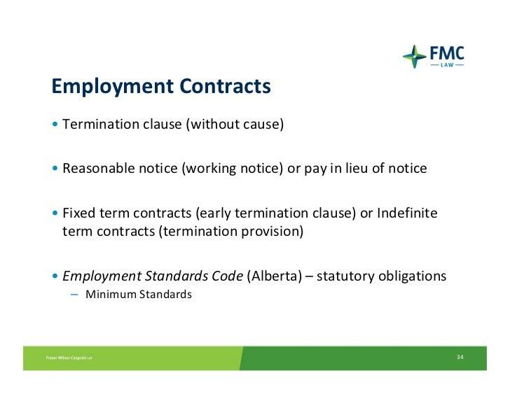 Current hr issues employment contracts termination spiritdancerdesigns Gallery