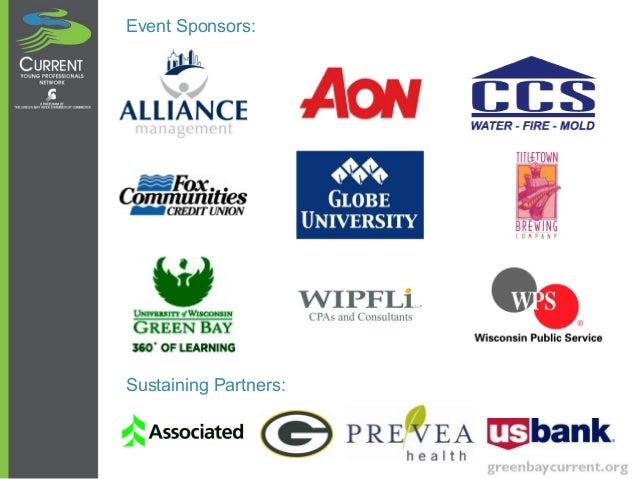 Event Sponsors:  Sustaining Partners: