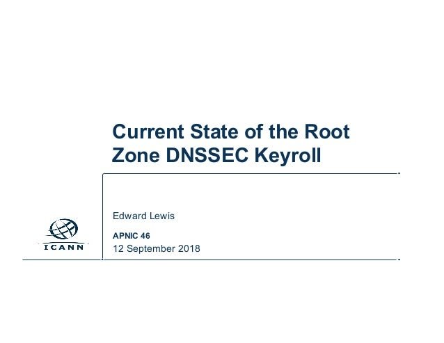The New Root Zone DNSSEC KSK