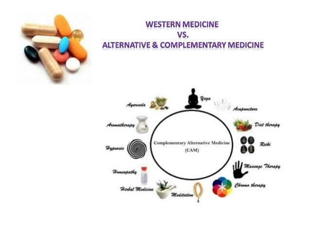 What Is Western Medicine Western Medicine Is The Term Used To Describe The Treatment Of