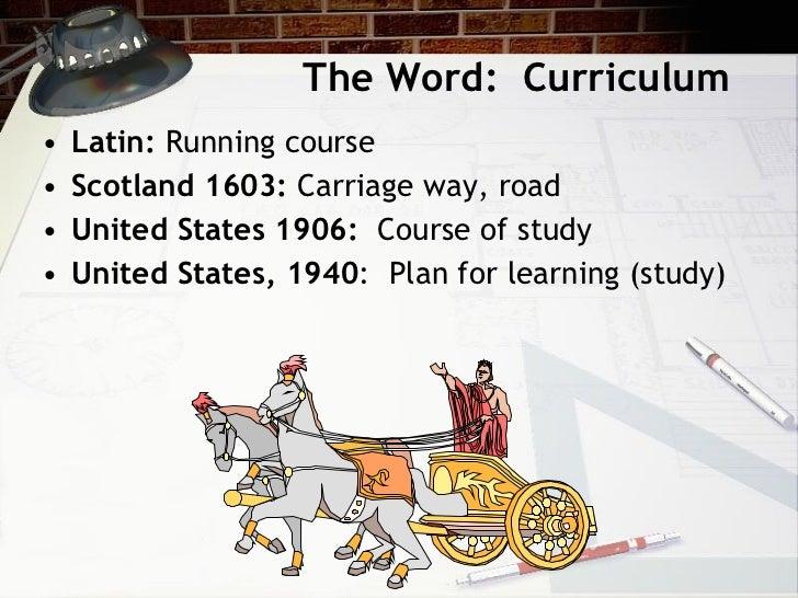 Curriclum types Slide 2