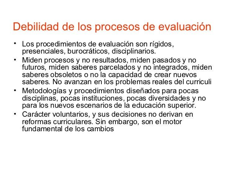 Excelente Debilidad En El Curriculum Ilustración - Ideas De Ejemplo ...