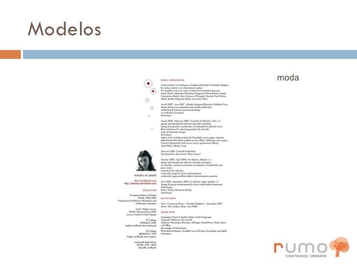 Modelos moda