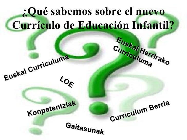 Curriculo infantil 12 2009 20 enero for Nuevo curriculo de educacion inicial