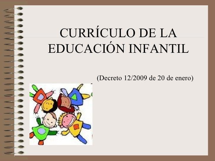 Curriculo nuevo for Nuevo curriculo de educacion inicial