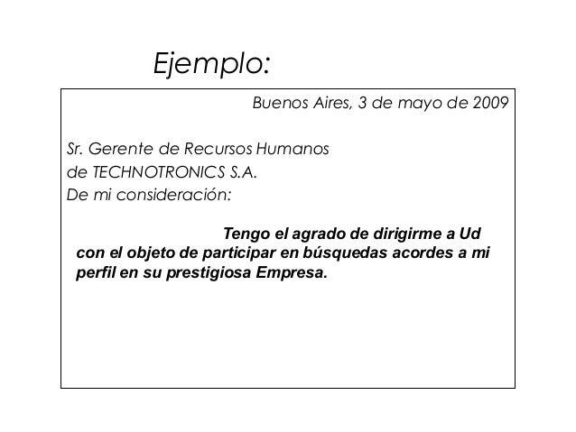 curriculum y carta de presentaci u00f3n