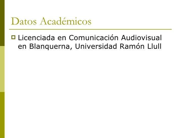 Curriculum Laia Roig Cruz Slide 3