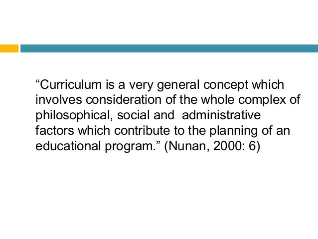 curriculum and material development Curriculum design and development by prof sswaminatha pillai definitions of curriculum • that which is taught.