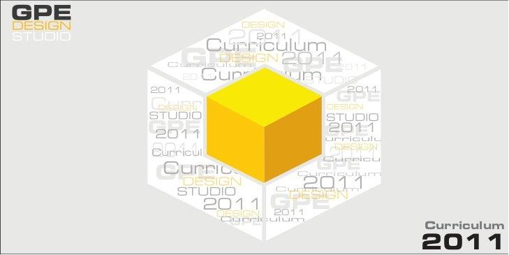 20112011           Curriculum  Curriculum    20112011         Curriculum       20112011                         2011Curric...