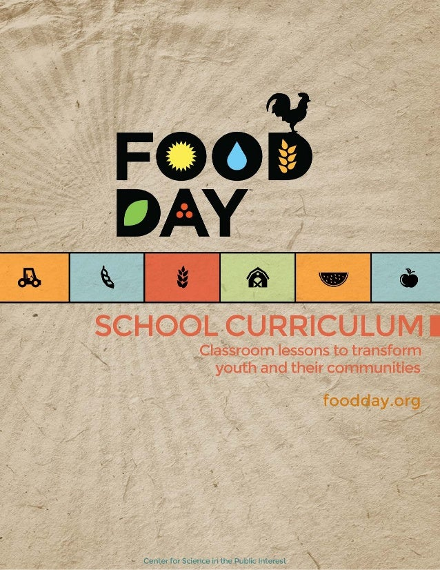 Laurie M. Tisch Center for Food, Education & Policy  t e a c h e r s co lle g e co lu m b i a u n i v e r s i t y  These l...
