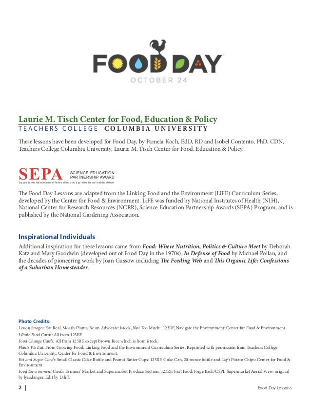 Helping Youth Eat Real: Classroom Lessons to Transform Youth & their Communities Slide 2